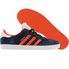 Adidas Gazelle J (new navy   fresh orange   runninwhite) G21266 -  44.99  Adidas 9cd6c2edbd