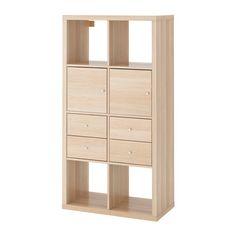 KALLAX Open kast met 4 inzetten IKEA
