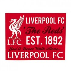 A luxury warm Liverpool fleece blanket in club colours featuring the club crest and the year that the club was established. FREE DELIVERY on all of our gifts
