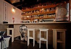 La Surtidora: a contemporary & atypic restaurant in Polanco, Mexico City