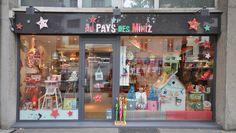 AU PAYS DES MINIZ shop window