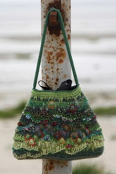 crocheted purse | Flickr - Photo Sharing!