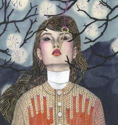 Ilustración de Riikka Sormunen. #ilustracion #illustration