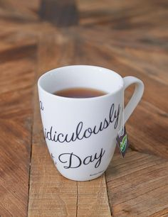 Riviera Maison Have a Ridiculously Great Day Mug Tasse · home go lucky