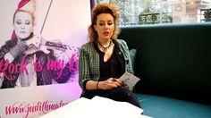 Estuvimos conversando con Judith Mateo en el restaurante Sturios Madrid sobre su nuevo disco, Rock is my Life, como escogió las canciones que versiona en el mismo, su próxima gira por Japón y otros detalles.   Siguenos en: Web: www.madeinmetal.es Facebook: https://www.facebook.com/madeinmetal Twitter: https://twitter.com/Madeinmetalhoy Instagram: https://instagram.com/madeinmetal/ Youtube: https://www.youtube.com/channel/UCugOaJ-vT2zBl-2vlQBx2Rw Pinterest…