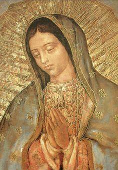 Nossa Senhora de Guadalupe, México.
