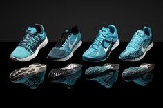 Nike Track and Field Footwear for Athletes Competing in Moscow