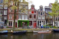 Amsterdam- The Traveling Runner's Blog