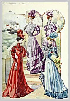 1906 fashions | Flickr - Photo Sharing!