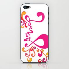 Summer iPhone & iPod Skin by DESIGN X FIVE - $15.00