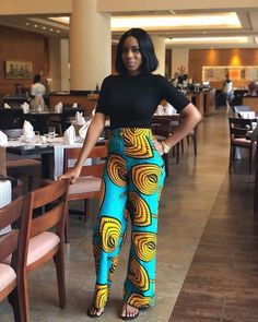 ankara mode New Ankara Styles That Are So Fabulous 2019 stylish African Fashion Ankara, Latest African Fashion Dresses, African Print Fashion, Africa Fashion, Ankara Styles For Women, Ankara Dress Styles, Latest Ankara Styles, Nigerian Ankara Styles, African Print Pants