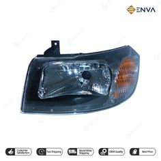 Left Hand Side Headlight Headlamp for Ford Transit Car Spare Parts, Car Parts, Ford Transit, Left Handed, Retail Packaging, Oem, Classic Cars, Bags, Handbags