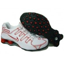 brand new a58f7 65353 ... junga 2  Nike Shox NZ red white black ...