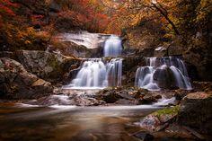 Waterfall of Bangtaesan by Jaewoon U - Photo 126295965 - 500px