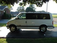 1994 Chevrolet Astro Extended - I miss this one!
