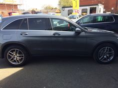 The Mercedes-Benz GLC #carleasing deal | One of the many cars and vans available to lease from www.carlease.uk.com
