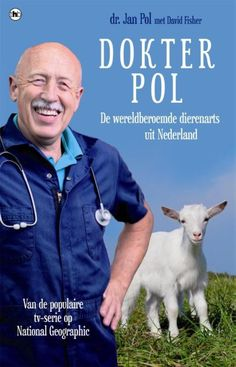 Dokter Pol dit is vast een mooi boek om te lezen.!   Another Book! :)