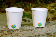 Compostable hot cups made from sustainable sources Compost, Plant Based, Coffee Cups, Mugs, Tableware, Hot, How To Make, Coffee Mugs, Dinnerware