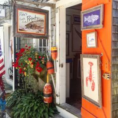 The English Room's Travel Guide to Nantucket-On the Southern C