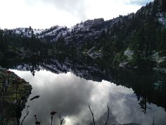 Rachel Lake Washington [OC][4160x3120]