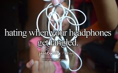 I'm Deaf, so i use headphones a lot. But this is a good reason.