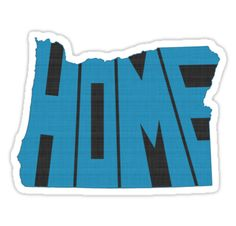 Oregon HOME state design by surgedesigns