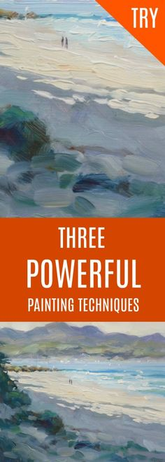 These three painting techniques made the biggest impact to my painting skills. Especially beginners will find these tips very helpful. Something to build your painting skills on for years to come. Plus a video to explain them in more detail.