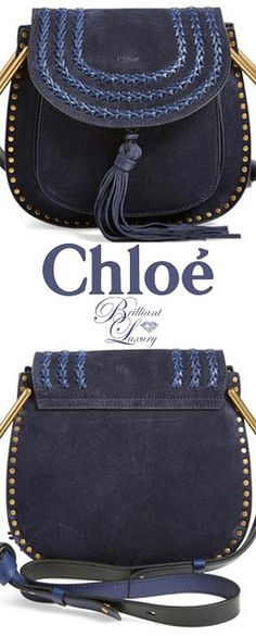 Chloé  'Marcie - Small' Leather Crossbody Bag