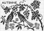 lots of unique vintage cross stitch patterns - creative commons license