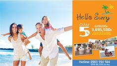 Giảm 5% gói Hello Sunny chỉ còn 3,695,500đ + tặng cash voucher trị giá 200,000đ khi sử dụng các dịch vụ tại The Cliff Resort & Residences . Áp dụng cho ngày thường từ Chủ Nhật - Thứ 5 cho đến hết 31/8/2015 Hotline: 0903 594 564 | 0916 581 144