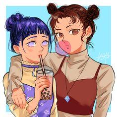 Sasuhina, Hinata Hyuga, Anime Naruto, Cool Girl, Fan Art, Artist, Fictional Characters, Princess, Twitter