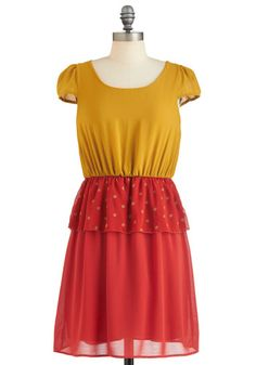 In My Closet: My Stylish Surprise: The Potluck Party Dress, #ModCloth