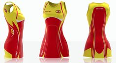 Viper 10 Netball Kit Gallery - Ideas for your Club, University & Tour! Netball Dresses, 3d, Gallery, Check