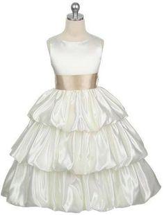 elegantes vestidos para ninas