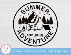 Summer camping adventure Svg Happy camper SVG Camping Svg | Etsy Happy Campers, Camping, Adventure, Shop, Summer, Etsy, Campsite, Summer Time, Adventure Movies