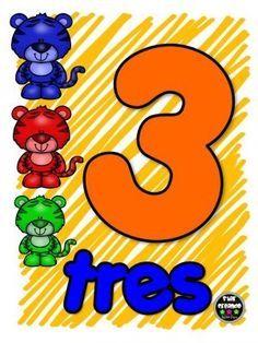 Números 1-10 DE Star Leyva (3) Kindergarten Anchor Charts, Kindergarten Math Activities, Learning Spanish For Kids, Math For Kids, Crown Printable, Activities For 2 Year Olds, Homeschool, Clip Art, United Nations