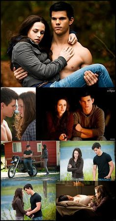 Bella+Swan+and+Jacob+Black | Jacob Black and Bella Swan in the Twilight Saga: Eclipse