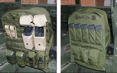 Tactical and Survival Specialties Inc. Humvee seat covers