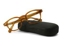 Moscot Lemtosh Blonde S - Lunettes Vintage Glasses