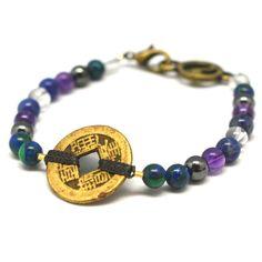 Empowerment Bracelet |  I accept my greatness with gratitude.