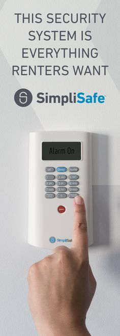 SimpliSafe Official Site: get the wireless home security system that lets you take control of your safety - in your home, apartment, or business Home Security Tips, Wireless Home Security Systems, Safety And Security, Security Alarm, Security Camera, Home Safety, Custom Homes, Home Projects, Just In Case