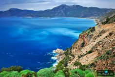 On the Road to Ölüdeniz Beach on the Blue Aegean Coast of Turkey