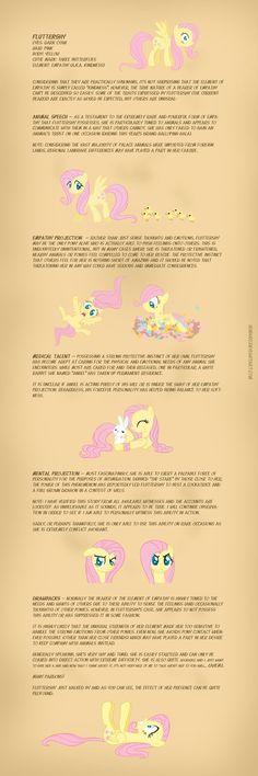 Luna's Studies - Fluttershy by Nimaru on DeviantArt