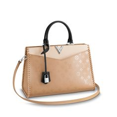 88702824a Very Zipped Tote via Louis Vuitton Bolsas De Mão, Sapatos, Site Oficial Da  Louis