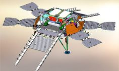 A device called Habit will be joining Esa's ExoMars exploration mission in 2018. It was created by Javier Martin-Torres of Luleå University of Technology in Kiruna, Sweden.