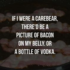 Probably vodka!