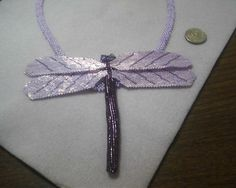 Long-time friend's requested necklace.  Will have more pizzazz before Fair.