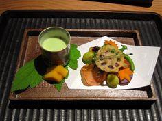 Kajitsu - serves Japanese shojin ryori, vegetarian Buddhist cuisine, East Village $$$$
