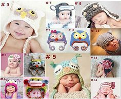 these cute winter baby hats/caps beanies are really warm and available in different designs and sizes your kids will love there favourite characters . Great baby shower gift unique.