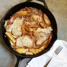 If you're in need of some savory and sweet, Cinnamon Apple Pork Chops is aperfect skillet meal to add to your meal plans. Not to mention the amazing aroma that will fill your home. I am all about the skillet meals. They are simple, easy and take no time to[Read more]